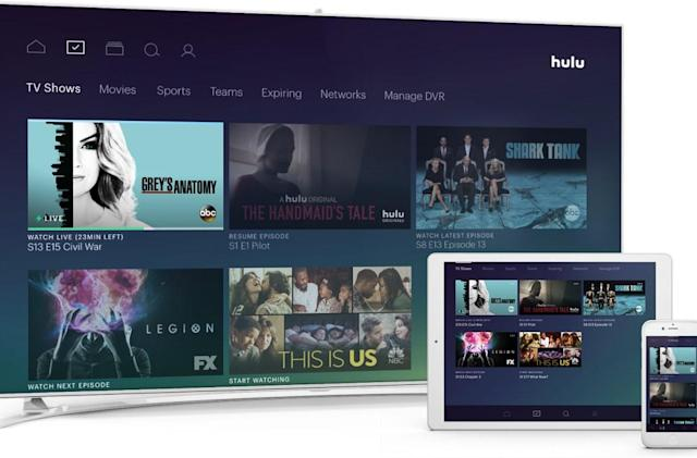 Hulu Live TV beta launches: $40 for 50+ channels and DVR