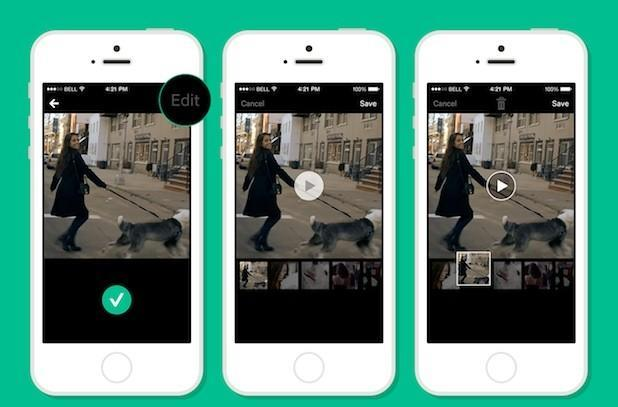Vine now lets you edit and work on multiple posts over time