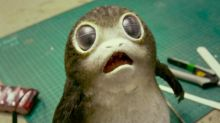 Star Wars: The Last Jedi teaser shows horrifying, shocking porg abuse