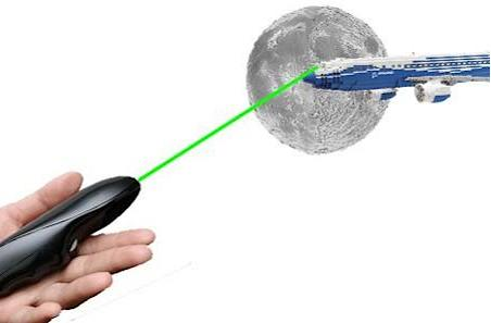 Laser pointers banned in New South Wales after rash of attacks on pilots