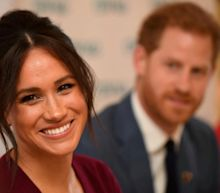 Duke and Duchess of Sussex agree partnership with US brands giant Procter & Gamble