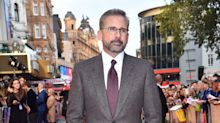 Steve Carell to star in Netflix series inspired by Trump's Space Force