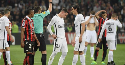 Foot - L1 - PSG - Cette saison, le PSG a manqué ses sommets contre Monaco et Nice