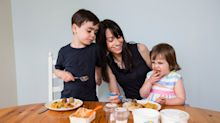 How the Ocado generation is turning to healthy food delivery services for children
