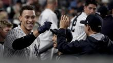 Aaron Judge broke Statcast and helped start an epic Yankees comeback