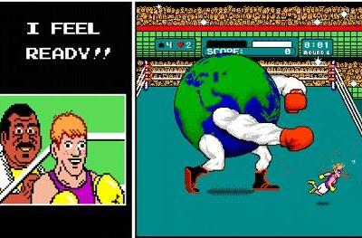 Punch Out, Virtua Fighter and Bonk hit the Virtual Console