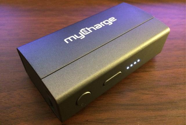 The myCharge Amp Plus might be the perfect power pack