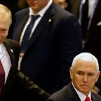 Russia's Putin to meet Pence in Singapore on Thursday: source