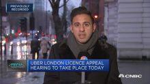 Uber facing regulatory battles across Europe