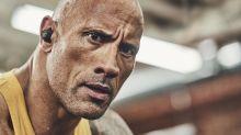 Dwayne 'The Rock' Johnson unveils new wireless Project Rock in-ear headphones (Exclusive)