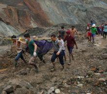 More bodies found at Myanmar jade mine disaster