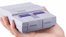 Nintendo's new $80 mini Super Nintendo will only be available for a limited time