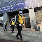 South Korea coronavirus cases spike as infection spreads in sect