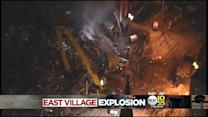 Crews Searching For 2 Men Unaccounted For After East Village Explosion