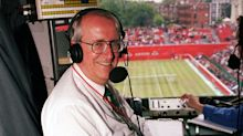 Tennis commentator and former umpire David Mercer dies aged 70