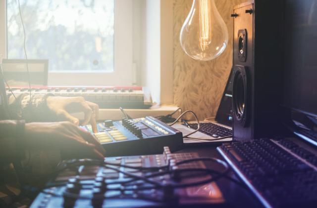 What to buy if you want to start producing music at home