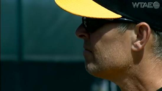 Jay Bell getting back in the swing of things with Pirates