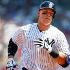 Watch: Aaron Judge Hits Home Run So Far MLB Cameras Can't Track It