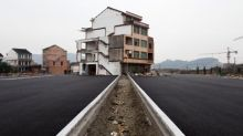 Curtains for the nail house? New plan targets China's most defiant homeowners