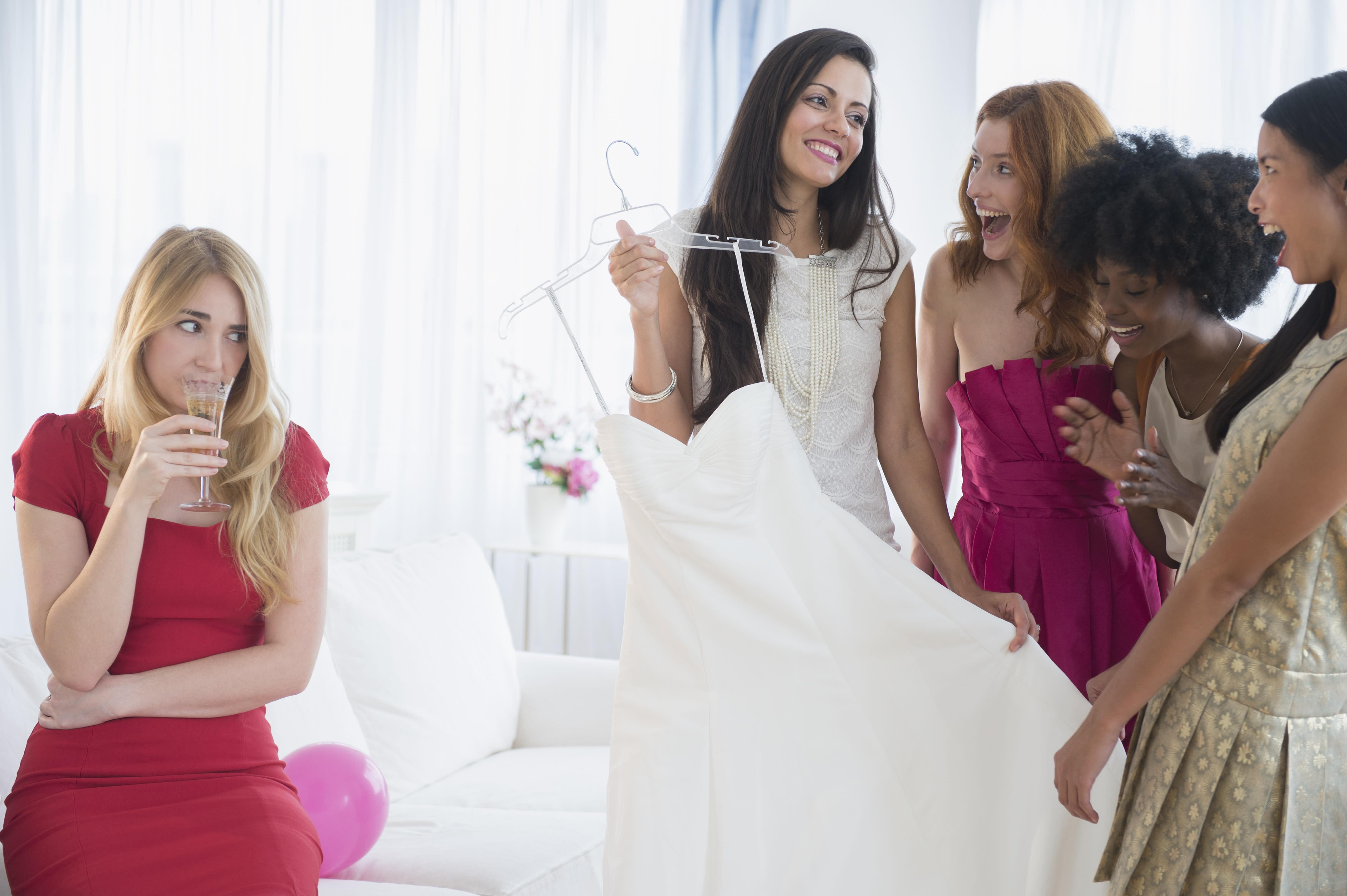Bride hits out at bridesmaid after drastic pre-wedding haircut