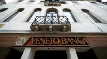 Italy to start winding down Veneto banks Saturday after EU green-light