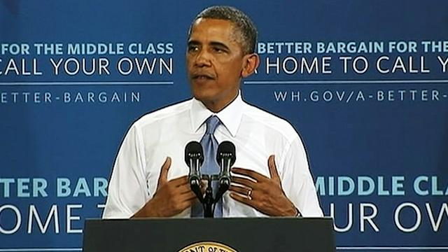 Obama Lays Out New Plan For Homeownership Help