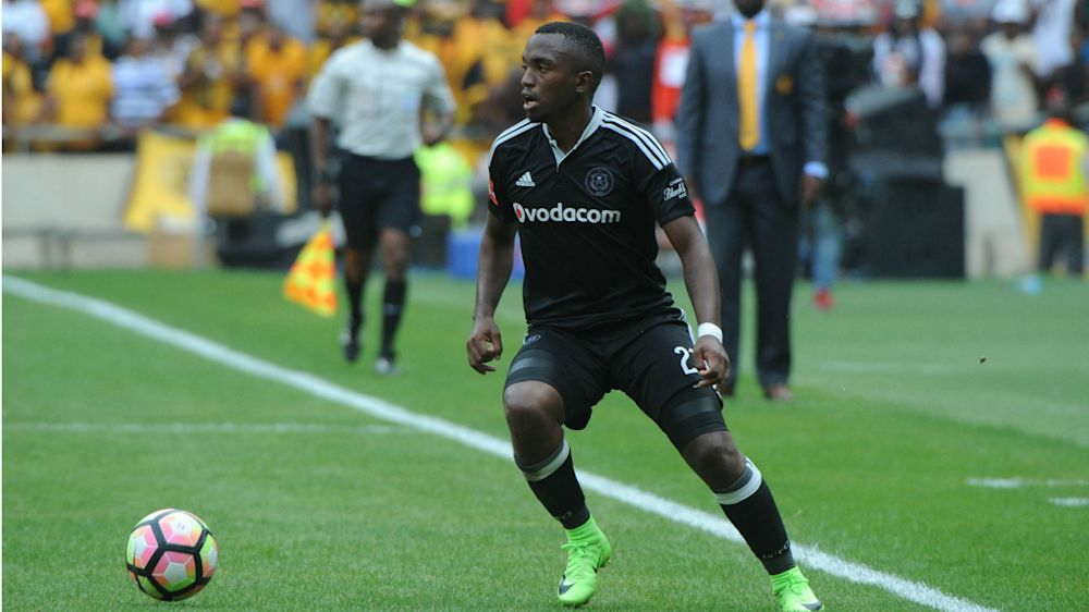 Orlando Pirates defender Phungwayo arrested for attempted murder
