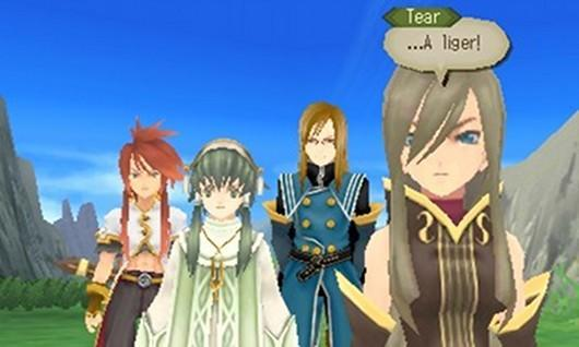 Deja Review: Tales of the Abyss (3DS)