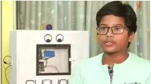 Maharashtra Student Designs Robot to Deliver Medicines to Covid-19 Patients While Social Distancing