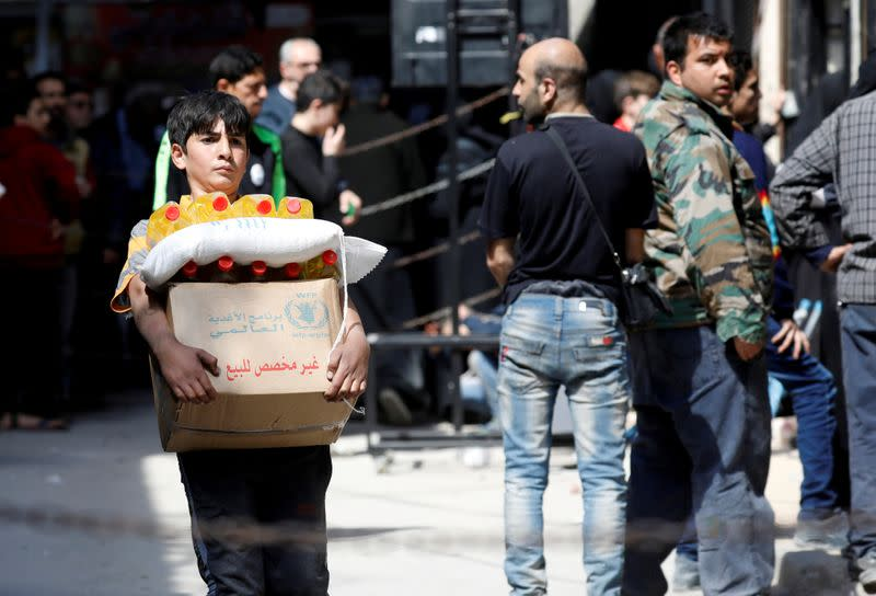 Russia fails again at U.N. ahead of last-ditch vote on Syria cross-border aid