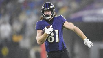 Ravens' Hayden Hurst says he attempted suicide