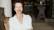 Rewearing and regal glamour: the message behind Princess Anne's 70th birthday portraits