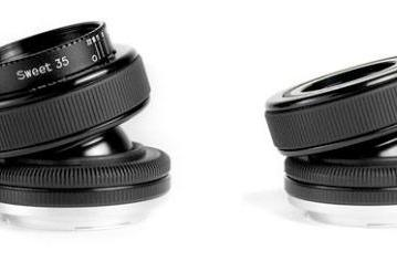 Lensbaby tempts the serious crowd with Composer Pro lens peripheral