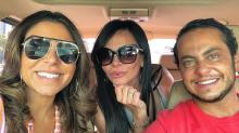 Gretchen revela ansiedade pelo filho de Thammy Miranda: 'Não vejo a hora'