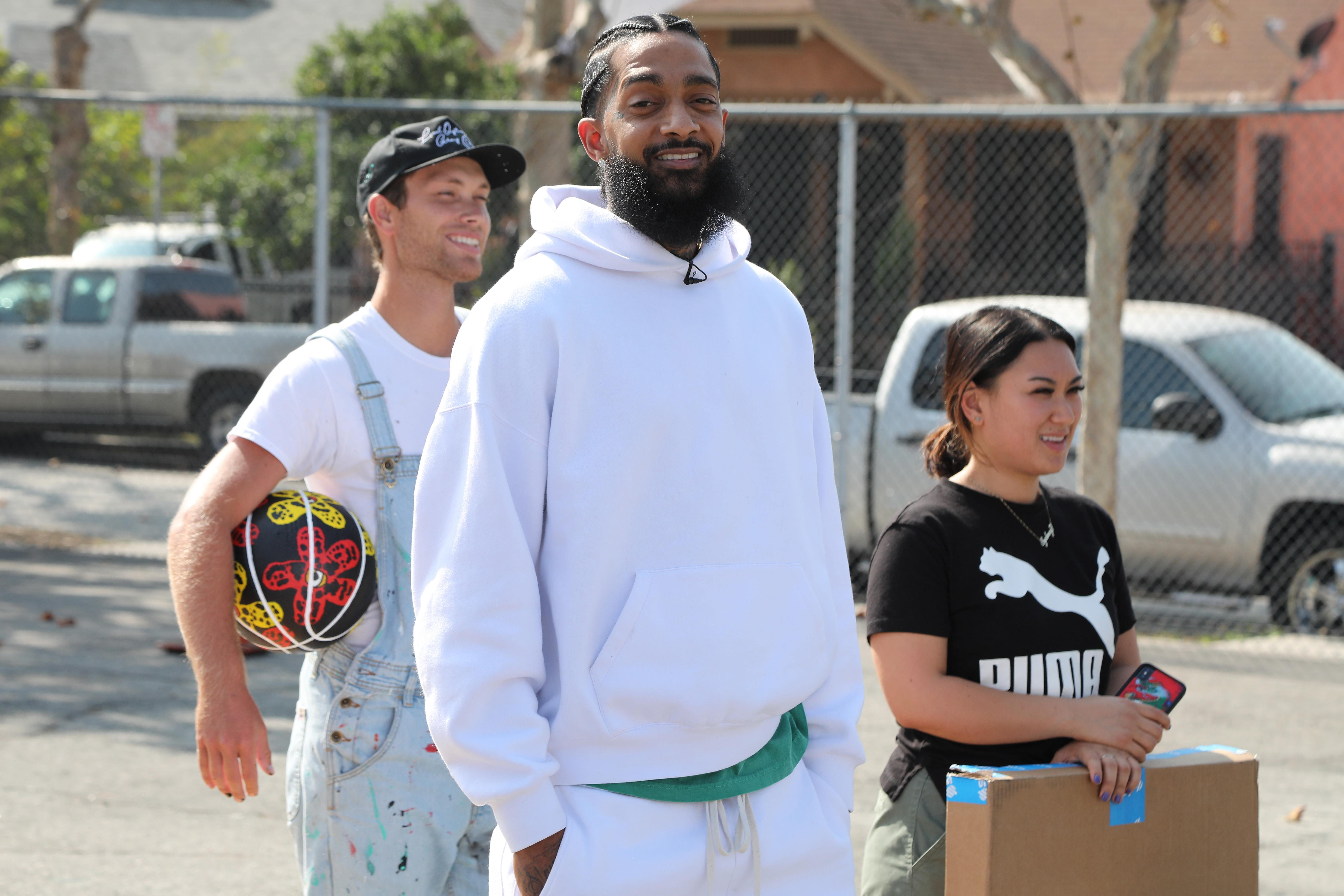 Nipsey Hussle Shooting Suspect Eric Holder Charged With Murder Could Face Life In Prison