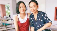Angie Shum nervous and excited working with Kara Hui
