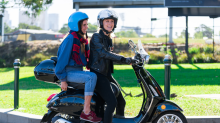 Scooti, the Uber for scooters, has pulled up in Melbourne