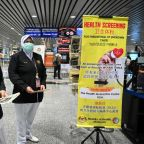 Virus fears infect global markets