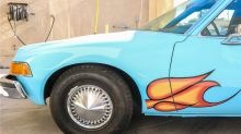 'Wayne's World' Pacer Was the Star of the Barrett-Jackson Auction, If You're Stoned, Maybe