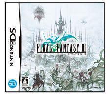 FFIII creators talk other remakes on DS