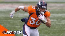 Injury Report: Tim Patrick, Phillip Lindsay among Broncos to miss Wednesday practice