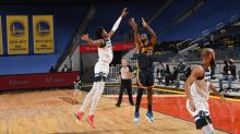 Andrew Wiggins points out clear distinction between Warriors, T-Wolves