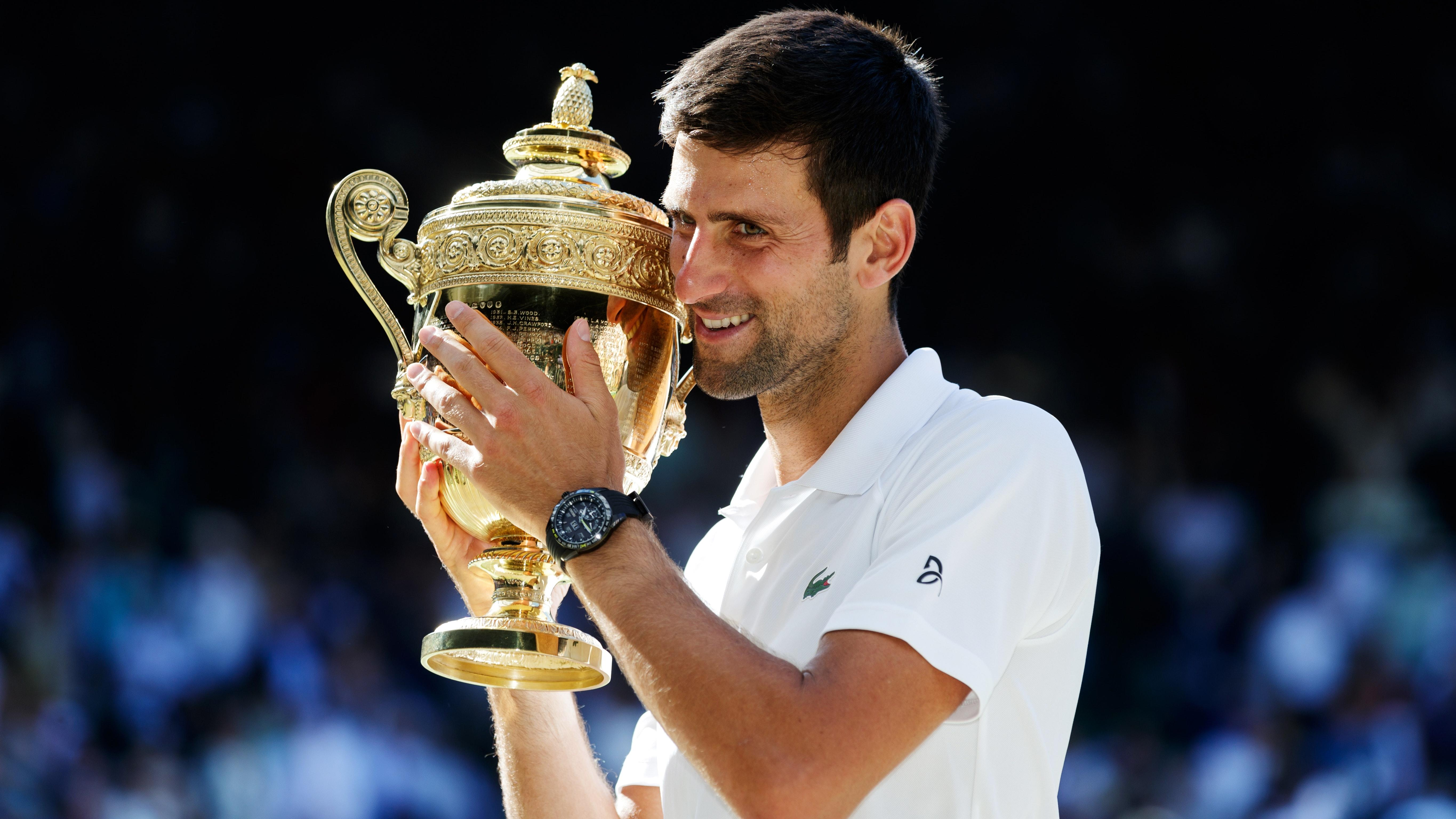 10 contenders for the Wimbledon mens singles title