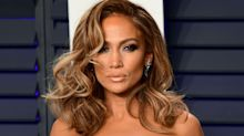 Jennifer Lopez and Ben Affleck cuddle up in picture from Leah Remini's birthday