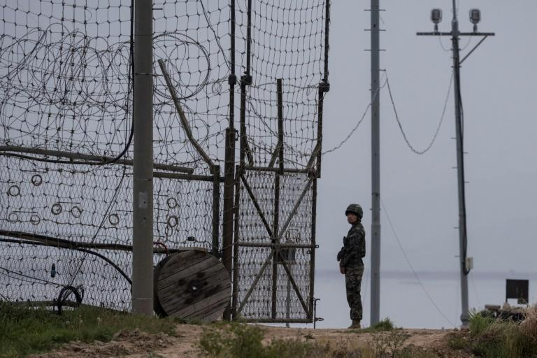 Defections from the South to the North are extremely rare, and doubly so across the DMZ, which divides the peninsula and is one of the world's most secure borders