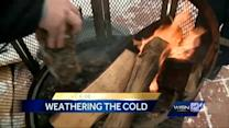 Snow, wind don't stop Brewers fans from camping out