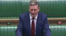 Starmer: We warned the Prime Minister months ago