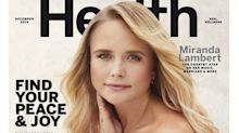 Miranda Lambert talks about overcoming body image issues: 'I wasn't happy about the way I looked'