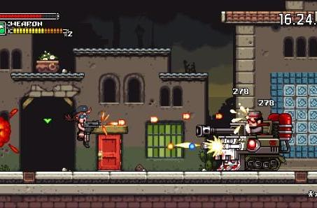 PS Plus in April: Mercenary Kings, Arkham City, Pixeljunk Monsters
