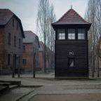 On eve of Auschwitz anniversary, survivor saddened by U.S. Capitol attack